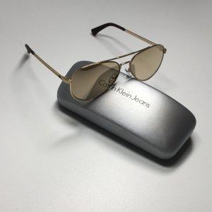 Calvin Klein Sonnenbrille Pilot pilotenbrille