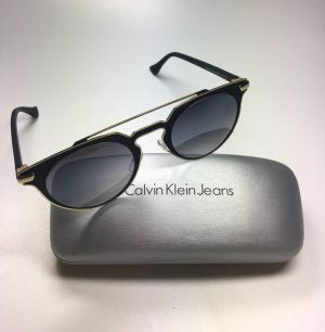 Calvin Klein Jeans Occhiale da sole nero-oro