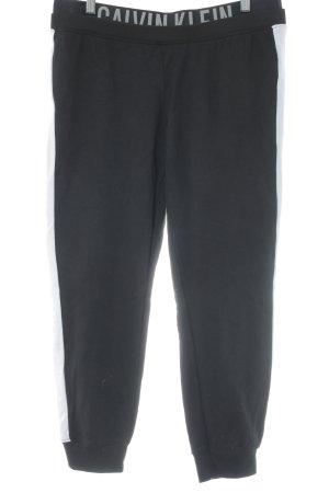 Calvin Klein Pantalon de sport motif rayé style décontracté
