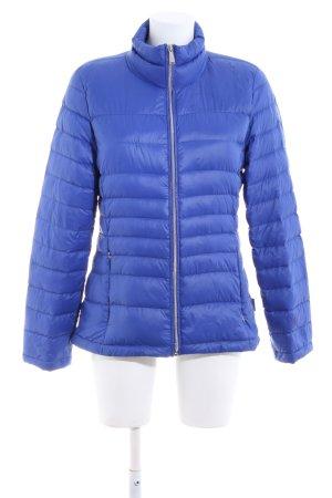 Calvin Klein Chaqueta acolchada azul estampado acolchado look casual