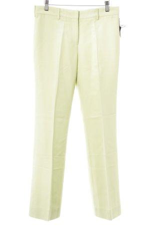 Calvin Klein Stoffhose blassgrün Elegant