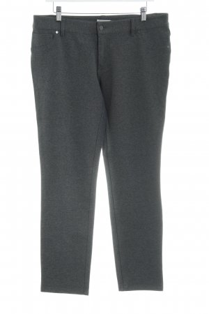 Calvin Klein Pantalon en jersey gris foncé style simple