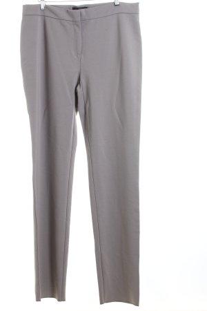 Calvin Klein Stoffhose grau schlichter Stil