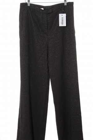 Calvin Klein Pantalon en jersey noir style décontracté