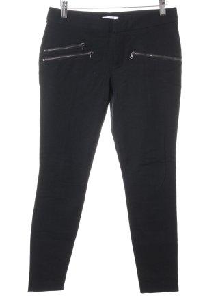 Calvin Klein Stoffhose schwarz Elegant