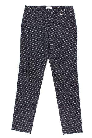 Calvin Klein Stoffhose schwarz Größe 8