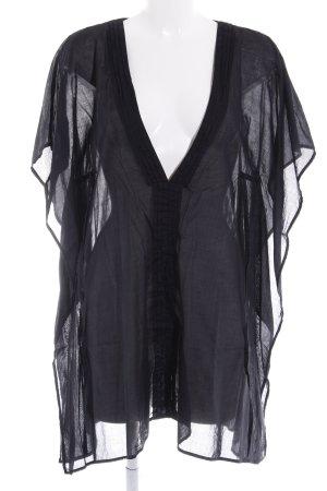 Calvin Klein Strandbekleidung schwarz Casual-Look