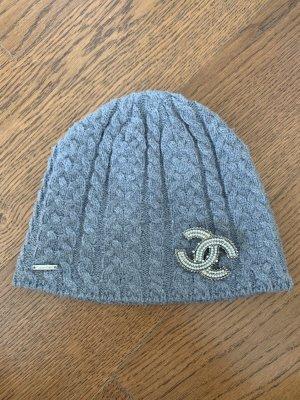 Calvin Klein Chapeau en tricot gris