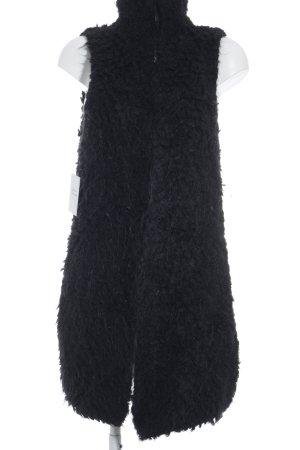 Calvin Klein Strickjacke schwarz minimalistischer Stil