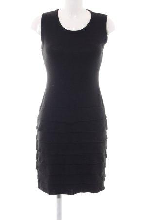 Calvin Klein Strickkleid schwarz Elegant