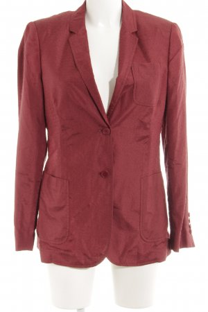 Calvin Klein Sweat Blazer carmine business style