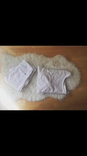 Calvin Klein Sweatshirt 3/4 wie neu nude Creme