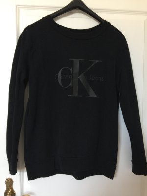 Calvin Klein Suéter negro Algodón