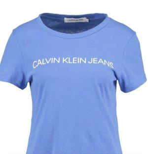Calvin Klein Camiseta azul neón