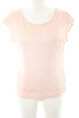 Calvin Klein Camiseta rosa estilo fiesta
