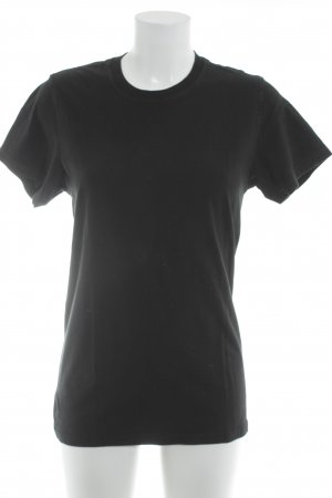 Calvin Klein T-Shirt schwarz klassischer Stil