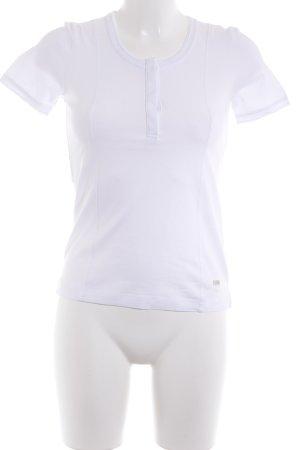 Calvin Klein T-Shirt weiß schlichter Stil