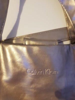 Calvin Klein Shopper silver-colored