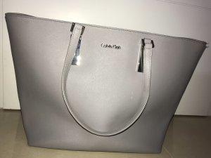 Calvin Klein Serviette gris-gris foncé