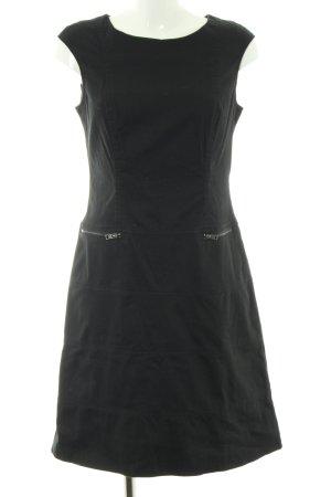 Calvin Klein Trägerkleid schwarz Business-Look