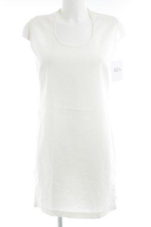 Calvin Klein Trägerkleid wollweiß schlichter Stil