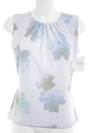 Calvin Klein Trägertop Blumenmuster Casual-Look