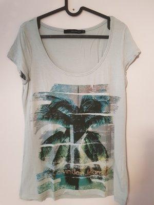 Calvin Klein Camisa holgada multicolor