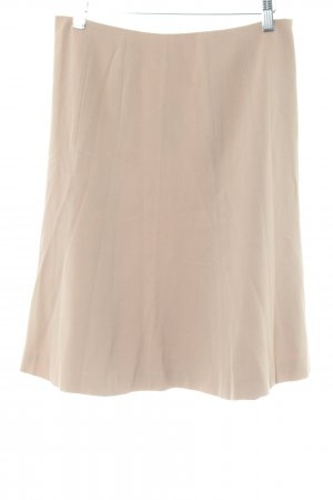 Calvin Klein Tulip Skirt cream business style
