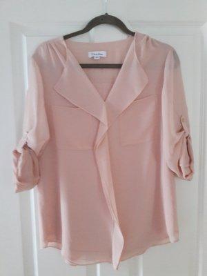 Calvin Klein Blouse Top pink