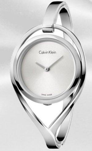 Calvin Klein Uhr in Silber