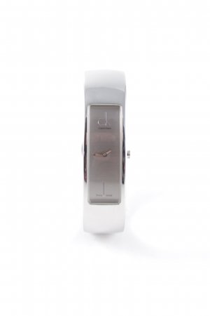 Calvin Klein Watch Clasp silver-colored casual look