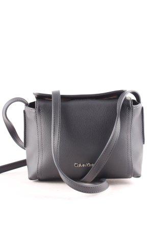 Calvin Klein Umhängetasche dunkelblau klassischer Stil