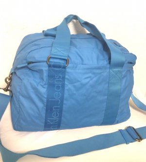 Calvin Klein Weekend Shopper blau Casual Look