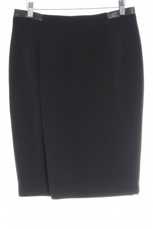 Calvin Klein Wraparound Skirt black business style