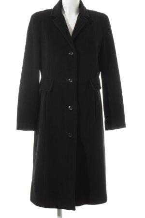 Calvin Klein Wintermantel schwarz klassischer Stil