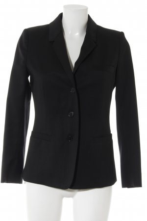 Calvin Klein Wool Blazer black business style
