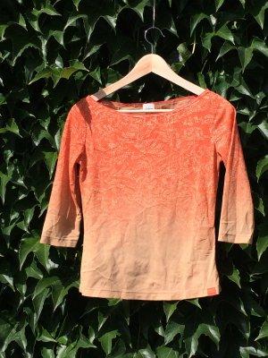 CalvinKlein Shirt Blumenprint Ombre