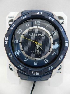 Calypso watches Unisex-Uhr 10 ATM, wasserdicht, kratzfest - Neu