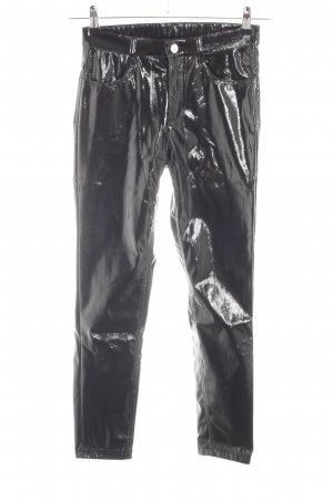 Calzedonia Five-Pocket Trousers black extravagant style