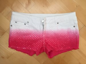 Calzedonia Hot Pants mit Pailleten