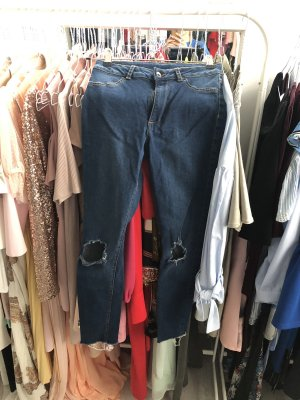 Calzedonia Low Rise Jeans dark blue