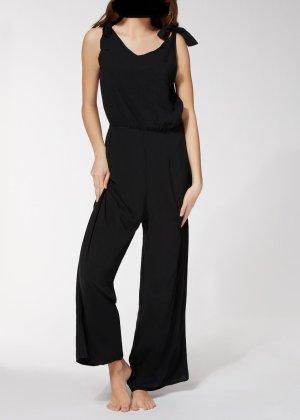 Calzedonia Jumpsuit Overall schwarz NEU mit Etikett