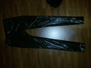 Calzedonia Leder Leggings / Gr. S / Stretch / schwarz legging Gr. 36