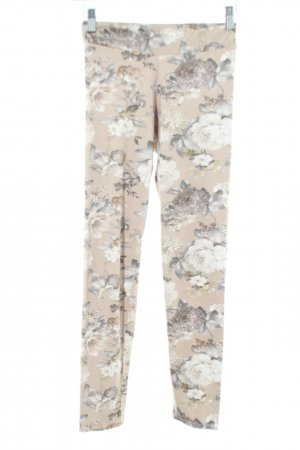 Calzedonia Leggings Blumenmuster Casual-Look