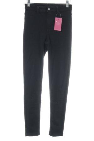 Calzedonia Pantalone a sigaretta nero stile casual
