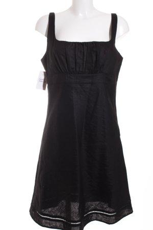 Camaieu A-Linien Kleid schwarz Casual-Look
