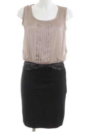 Camaieu Cocktail Dress pink-black business style