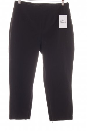 Cambio 3/4 Length Trousers black casual look