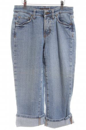 Cambio 3/4 Length Jeans blue casual look