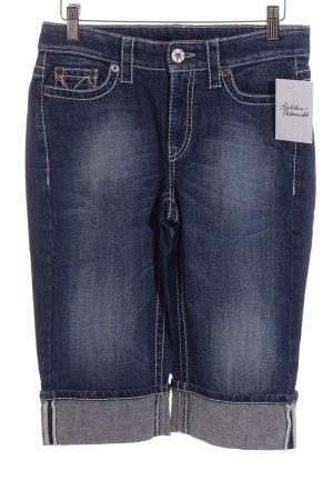 Cambio 3/4 Jeans blau Casual-Look